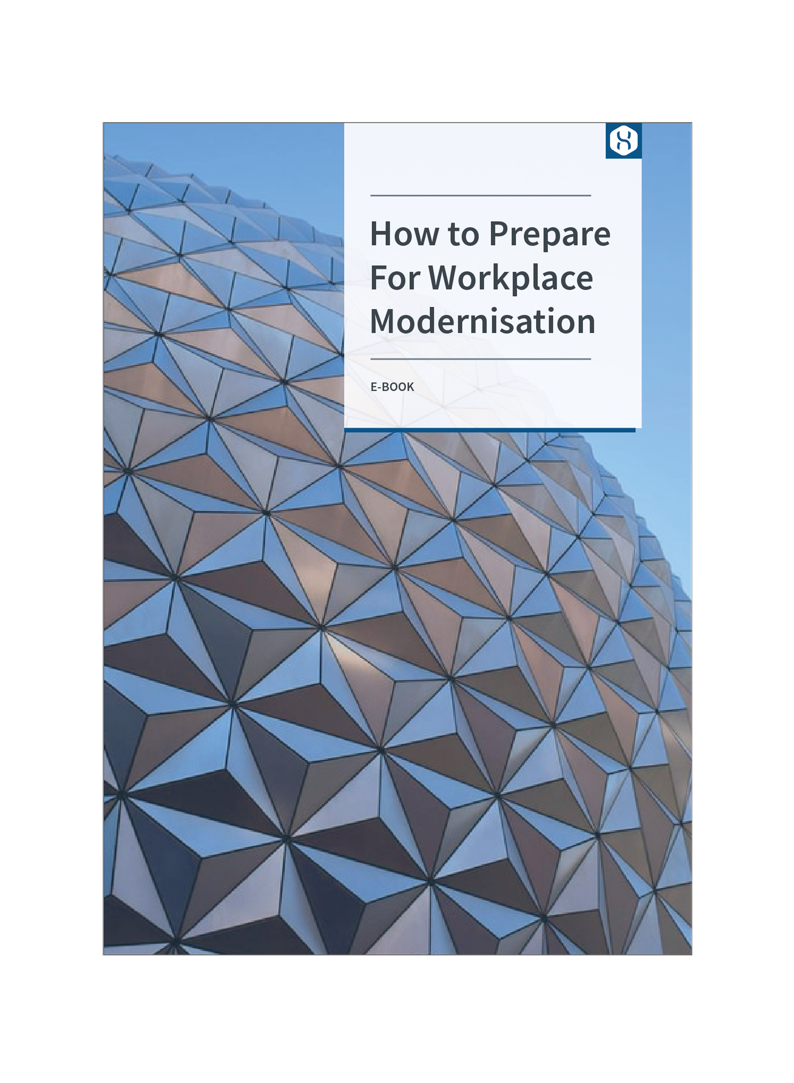 VDI E-book front cover: How to prepare for workplace modernisation
